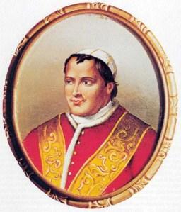 Ritratto del Beato Pio IX