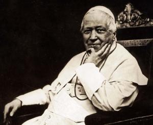 Un'immagine del Beato Pio IX