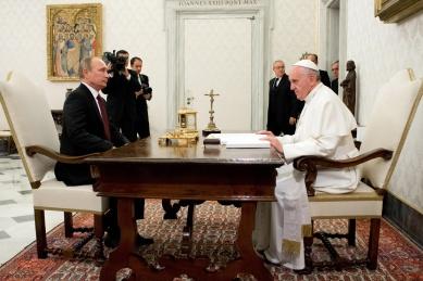 Vatican Russia