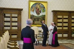 Obama - Pope Francis