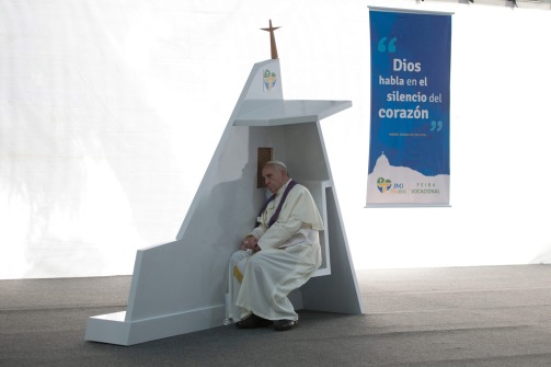 Pope Francis in Brazil