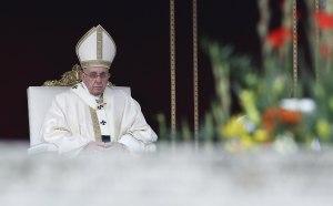 Papa Francesco (23 novembre 2014)