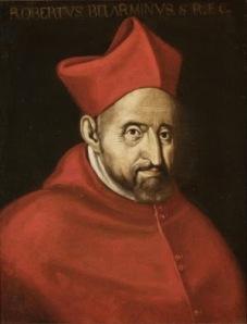 San Roberto Bellarmino, S.J., vescovo e Dottore della Chiesa.