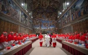 Il conclave più sgangherato degli ultimi 150 anni...