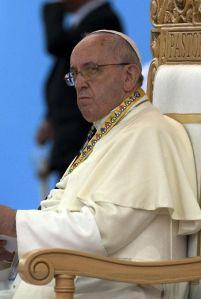 Papa Francesco nelle Filippine.