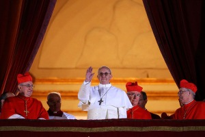 Vatican Conclave 2013: Newly elected Pope