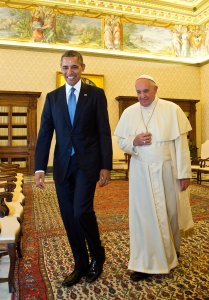 Barack-Obama-Meeting-Pope-Francis-Pictures