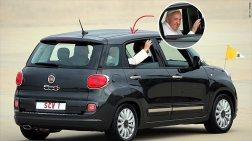 E bravo Marchionne che è riuscito ad usare il Papa come testimonial della Fiat...