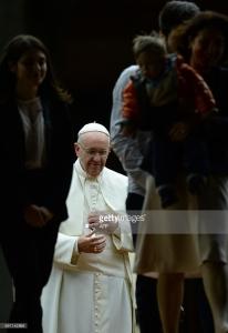 Cosa succede, Santo Padre?