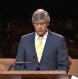 Famous open homosexual Mo Rocca served as lector during Pope Francis' recent Mass in New York.