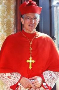 Mons. Francesco Moraglia è patriarca di Venezia dal 31 gennaio 2012.