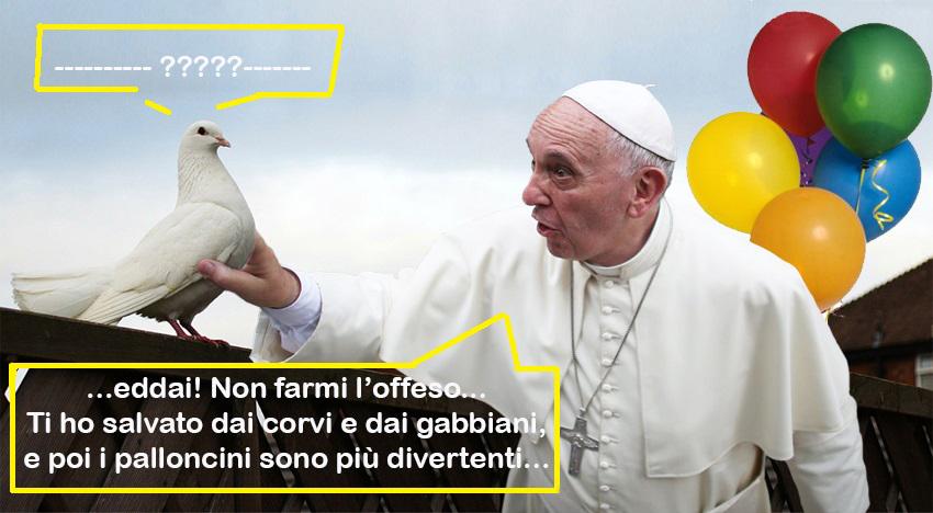 Le Cronache Di Papa Francesco