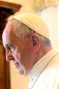Pope Francis Meets President of Bulgaria Rossen Plevneliev