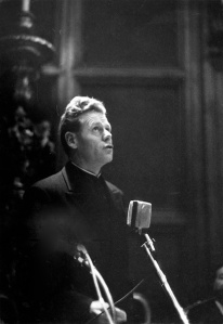 Hans Küng ai tempi del Vaticano II.