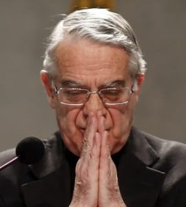 """San Marco Pannella, ammiratore di papa Francesco, prega per me"""