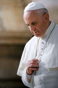 We deserve Francis...