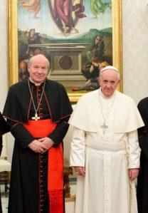 """È un (brutto) segno dei tempi quando un domenicano e un gesuita vanno """"a braccetto""""."""