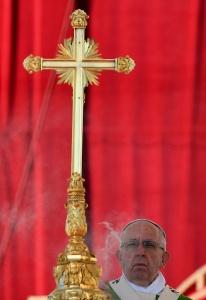 VATICAN-RELIGION-POPE