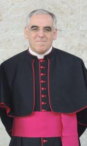 Mons. Lauro Tisi, dal 10 febbraio 2016 arcivescovo di Trento.