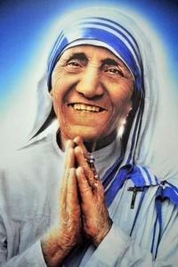 Madre Teresa. Non ci sarà pace finché ci sarà l'aborto!