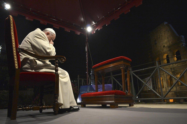 I dubia di Padre Cavalcoli a Scalfari e al Papa