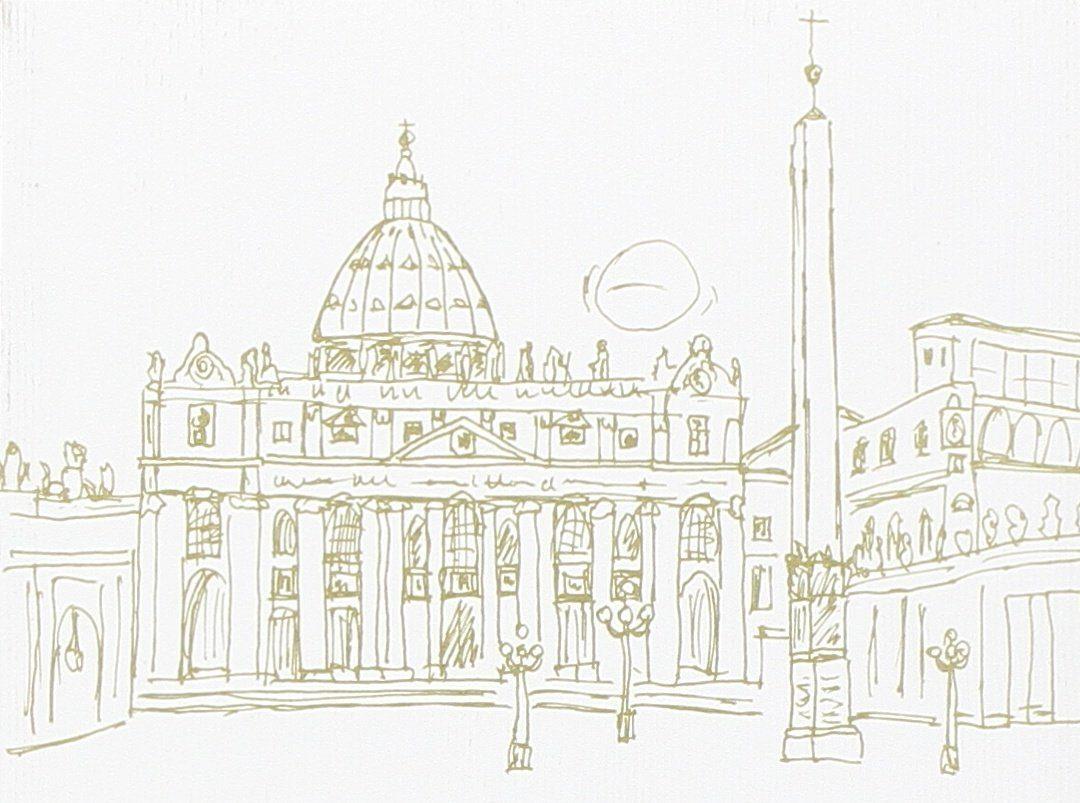 Quando il Nazareno si presentò in Vaticano