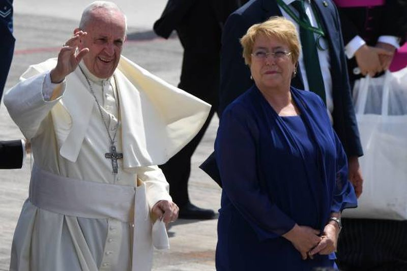Elisabetta Pique Le Cronache Di Papa Francesco