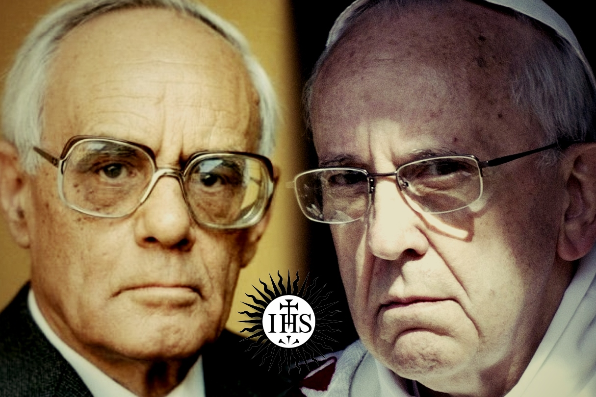 Bergoglio è il sintomo non la causa della deriva dottrinale