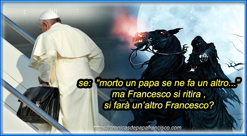 Bergoglio: si ritirerà o no? Interessante analisi di Alessandro Gnocchi.