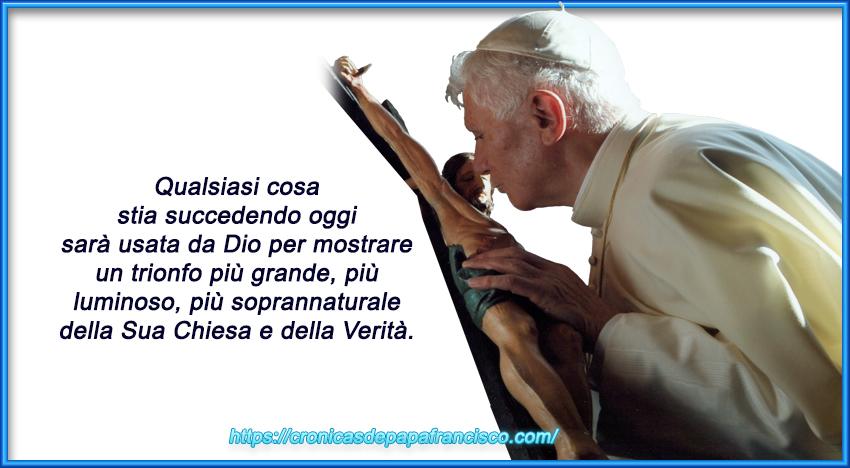 """Don Felice Prosperi analizza il suo """"enigma Ratzinger"""""""