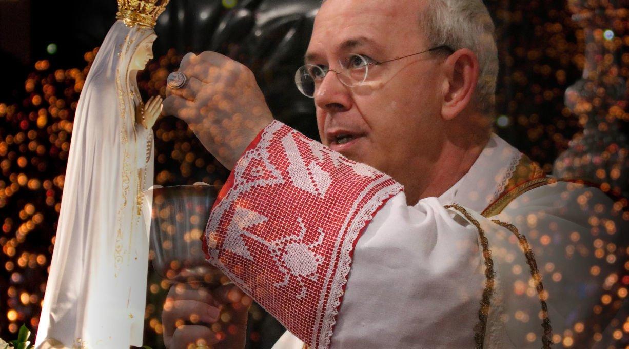 Reti unificate: Mons. Schneider spiega sul papa eretico