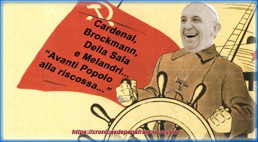 Nella chiesa di Bergoglio, si premiano i preti con l'imbroglio…
