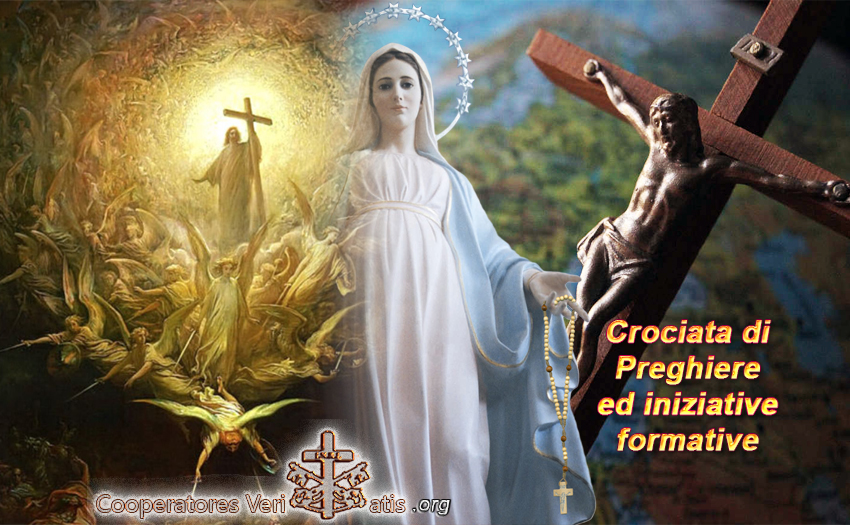 """Reti Unificate: Preghiere ed iniziative per il """"piccolo resto"""" in vista del sinodo…"""
