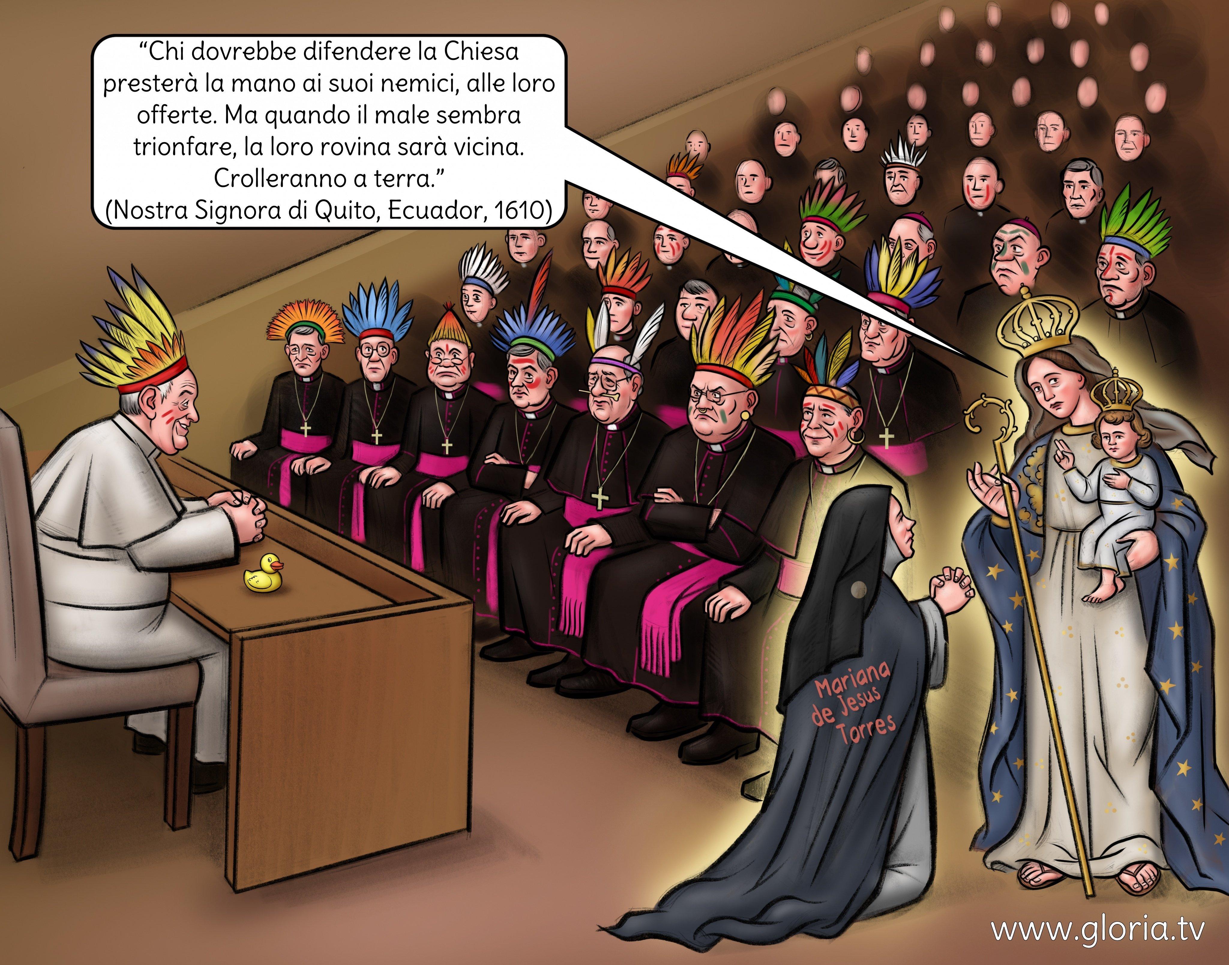 Ma il sacerdote non è già sposato con la Chiesa? Chi è che vuole la botte piena e la moglie ubriaca?