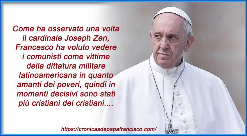 Papa Francesco: un pastore ribelle? Il percorso errato del Pontefice…
