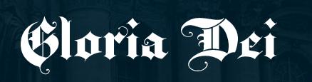 Gloria Dei