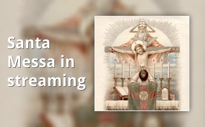 Reti Unificate: Santa Messa in streaming