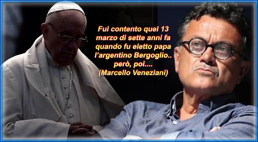 """""""…il messaggio rivoluzionario di Papa Bergoglio si rivela in realtà retorico"""""""