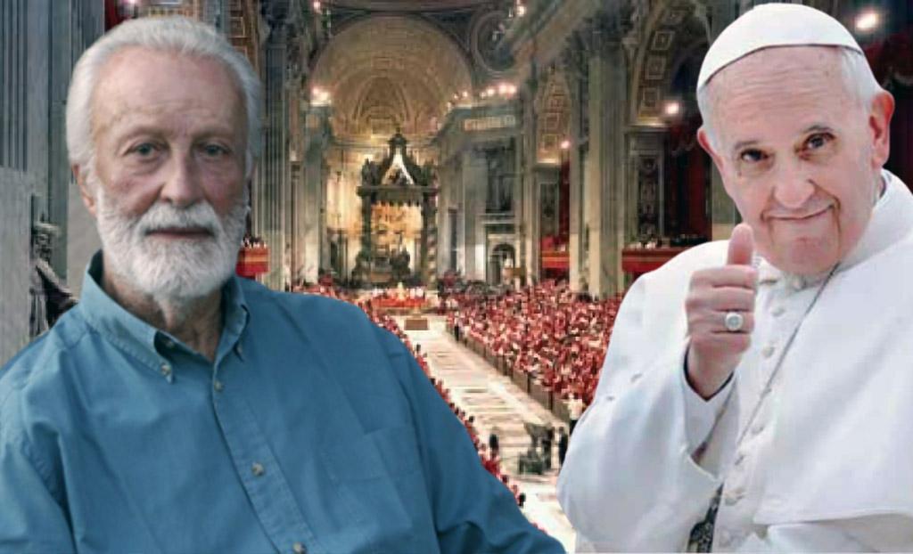 Bergoglio-Scalfari. Ci risiamo.