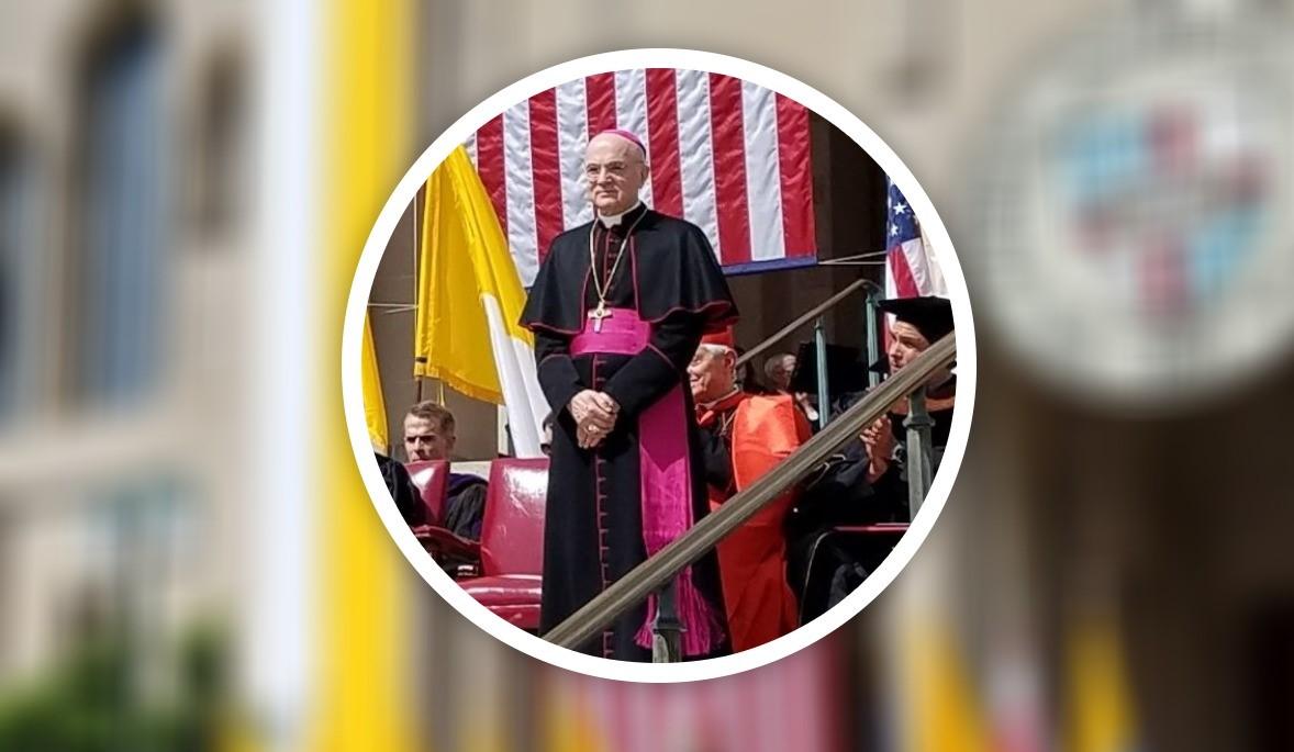 Mons. Viganò: I cattolici pro aborto rinnegano la Chiesa di Cristo