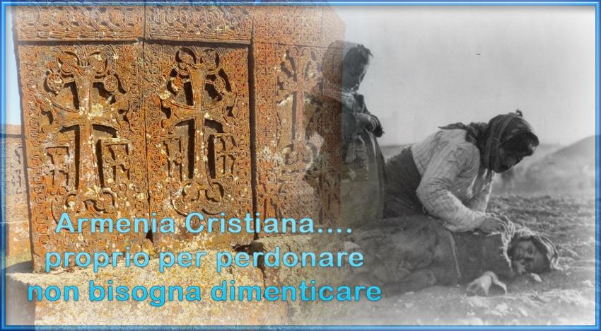 Il massacro sistematico di un popolo cristiano che dava fastidio all'Impero ottomano: la storia si ripete?