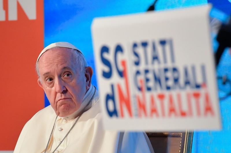 """Papa Francesco alla apertura della prima SGdN: """"la vita è il primo dono che ciascuno ha ricevuto…"""""""