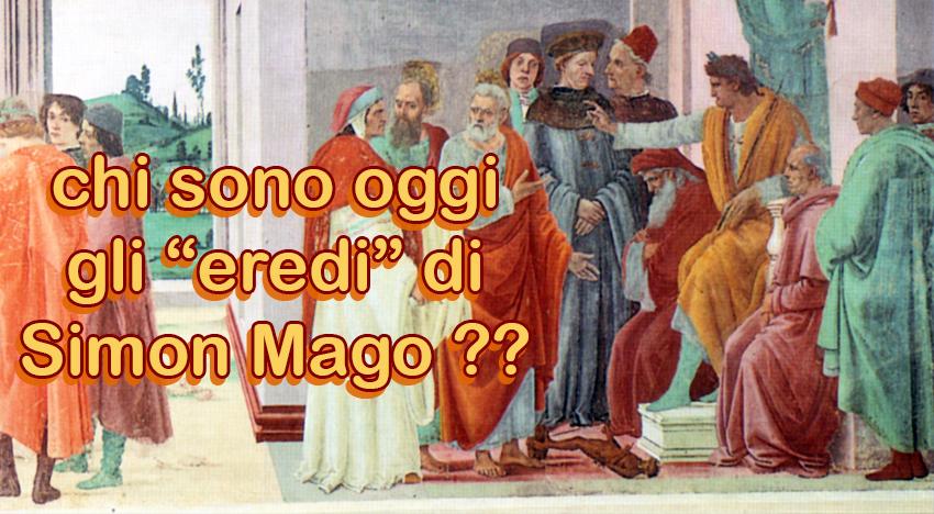 Cattolici in politica e… gli eredi di Simon Mago